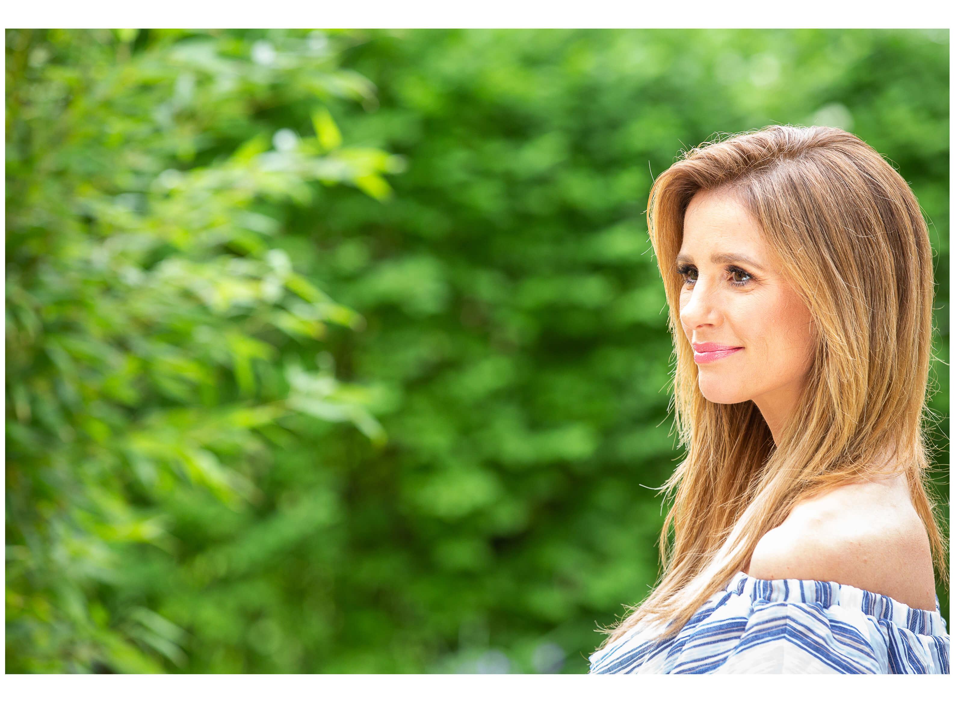 Mareile Höppner für Super Illu Viviane Wild