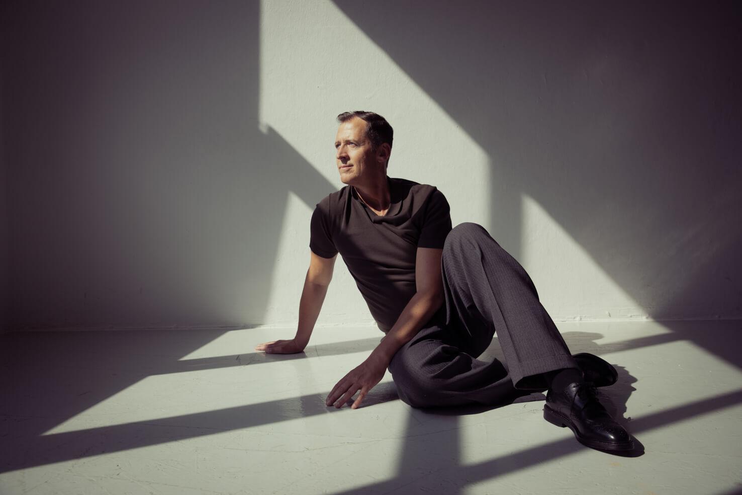 Gabriel Weber Musiker Porträt Viviane Wild
